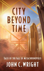 City Beyond Time Cover
