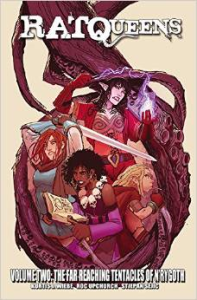 Rat Queens vol 2 Cover