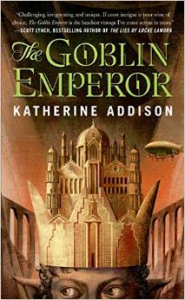 The Goblin Emperor Cover