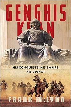 Genghis Khan cover