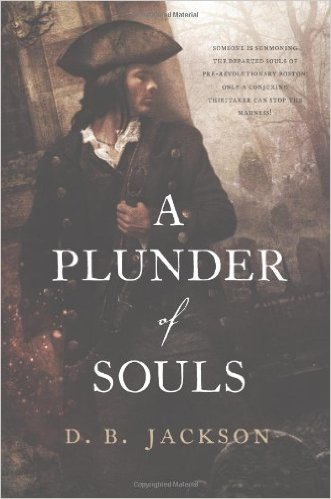 Plunder of Souls Cover