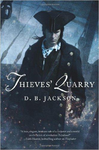 Thieves Quarry Cover