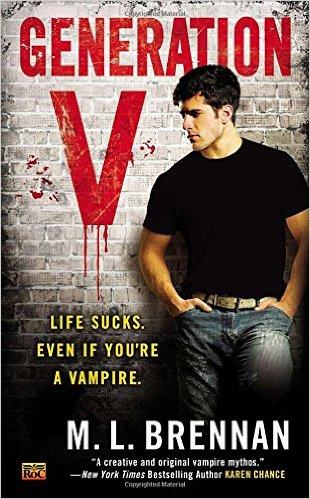 Generation V Cover