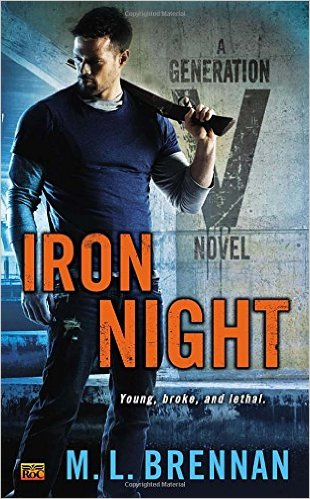 Iron Night Cover