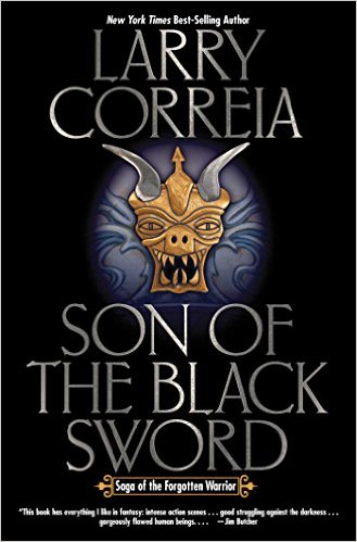 Son of the Black Sword cover