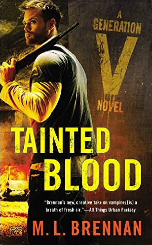Tainted Blood Cover