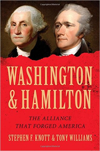 Washington and Hamilton cover