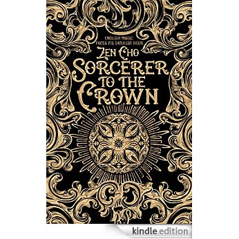 Sorcerer to the Crown cover UK