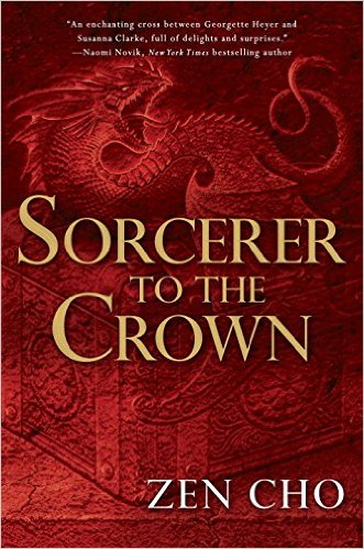 Sorcerer to the Crown cover US
