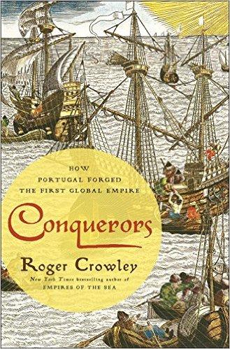 Conquerors cover