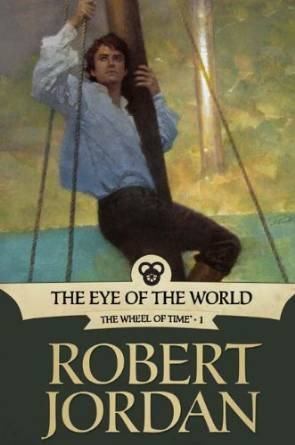 Eye of the World ecover