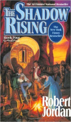Shadow Rising cover