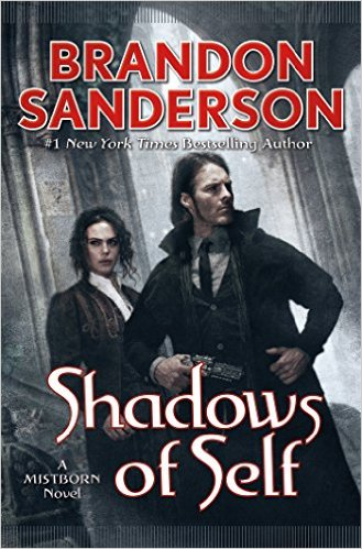 Shadows of Self cover