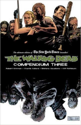 Walking Dead Compendium 3 cover
