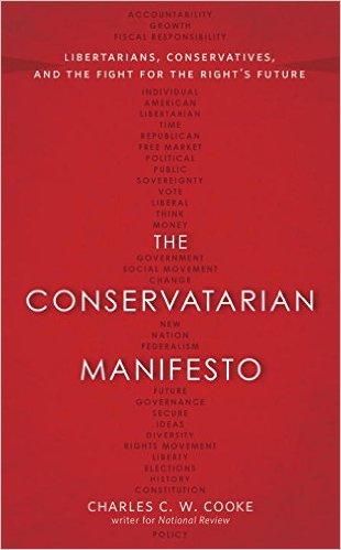 Conservatarian Manifesto cover