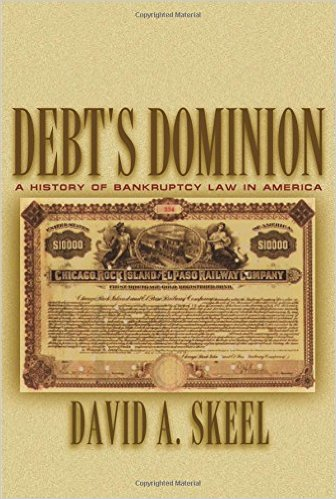 Debts Dominion cover