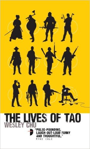 Lives of Tao cover