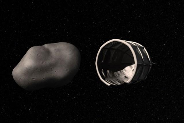 asteroid-capture