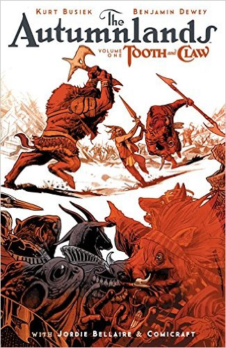 Autumnlands vol 1 cover