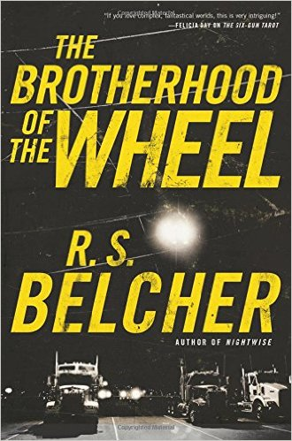 Brotherhood of the Wheel cover