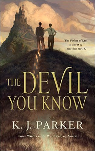 Devil You Know cover