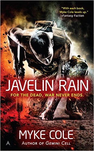 Javelin Rain cover