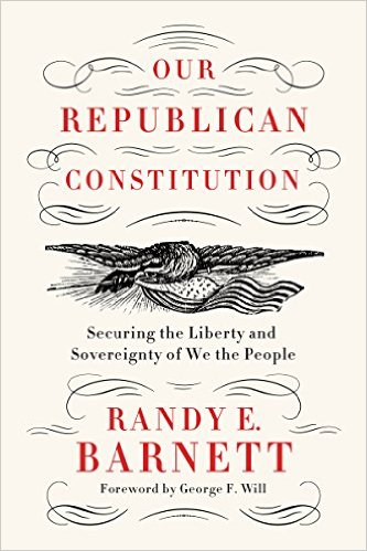 Our Republican Constitution cover