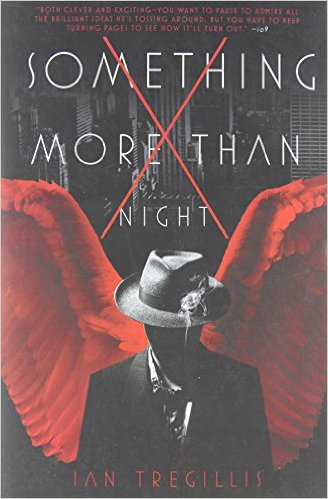 Something More Than Night cover