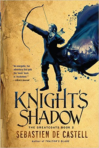 Knights Shadow cover