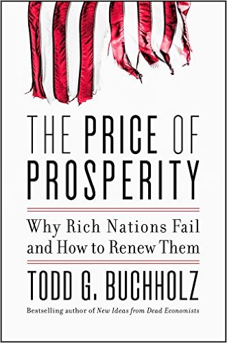 Price of Prosperity cover