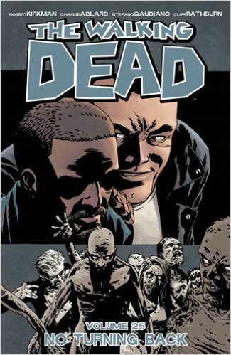 Walking Dead vol 25 cover