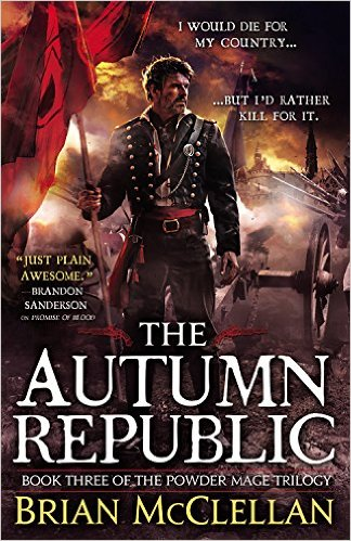Autumn Republic cover