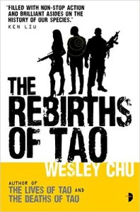 Rebirths of Tao cover