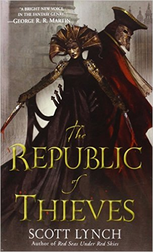Republic of Thieves cover