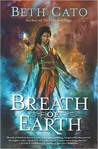 Breath of Earth cover