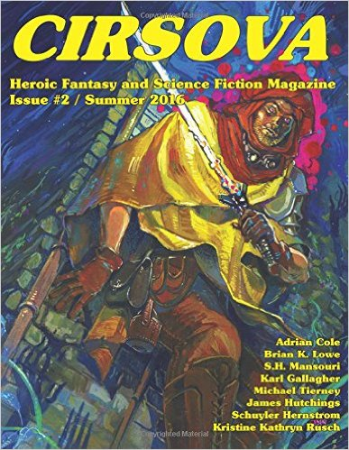 Cirsova vol 2 cover