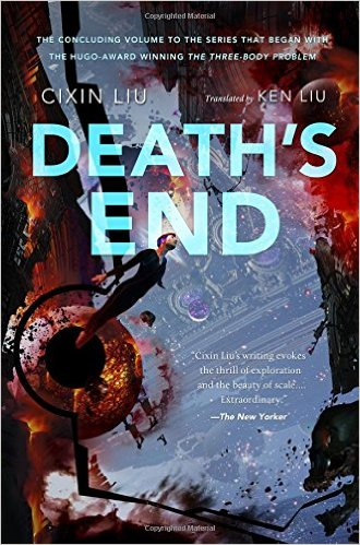 Deaths End cover