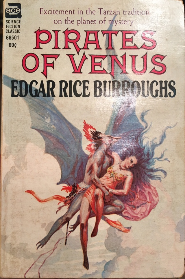 Pirates of Venus cover 2