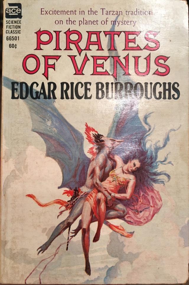 Pirates of Venus cover 2