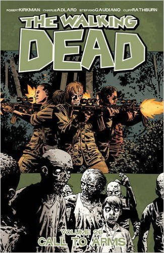 Walking Dead vol 26 cover