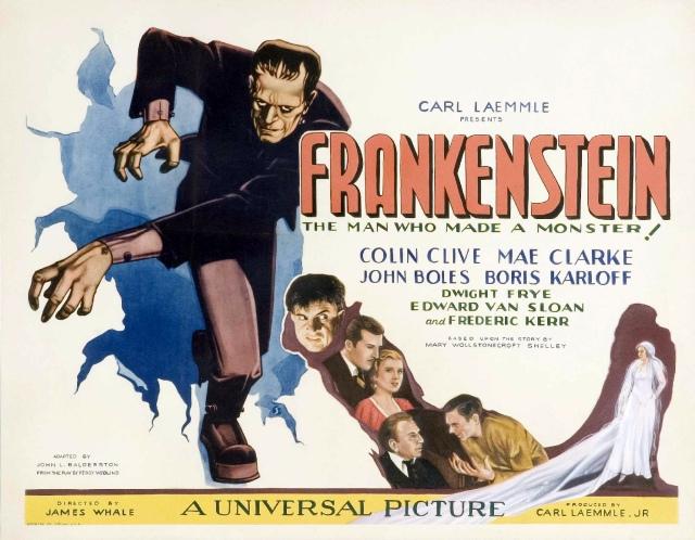 frankenstein-1931-poster