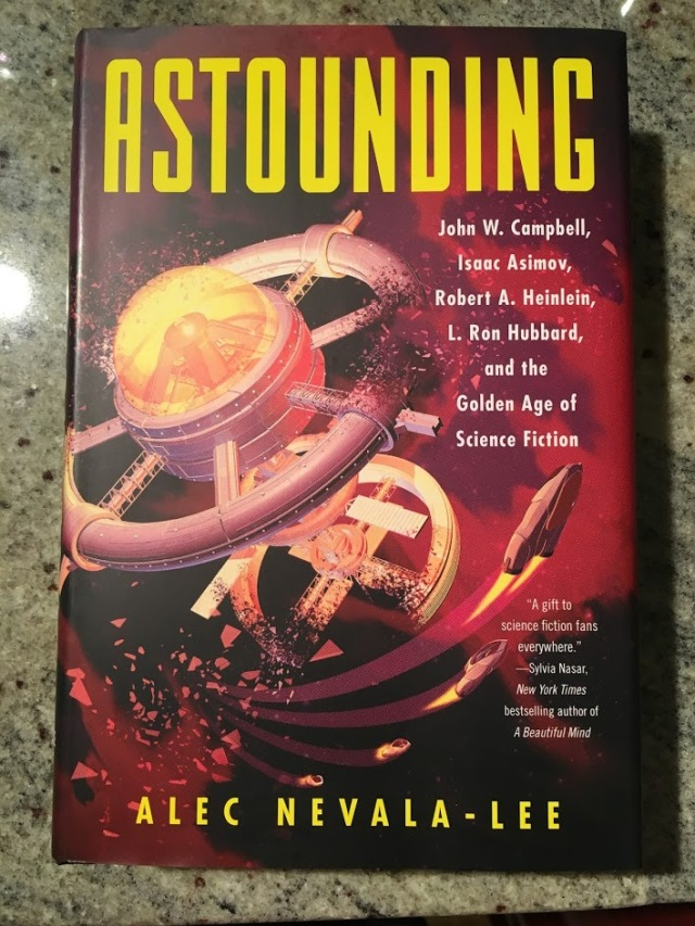 Vintage Science Fiction Month Astounding By Alec Nevala Lee Every